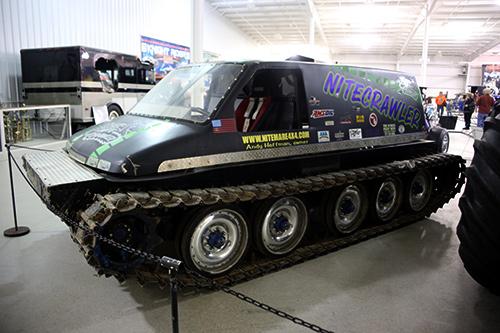 Andy Hoffman's Nitecrawler Monster Tank.