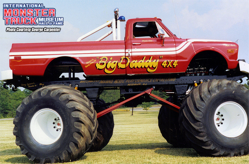 Big Daddy International Monster Truck Museum Hall Of Fame