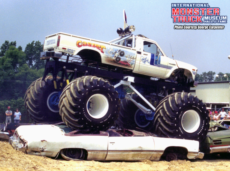 Casper 187 International Monster Truck Museum Amp Hall Of Fame