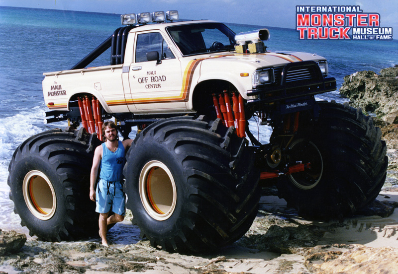 Maui Monster 187 International Monster Truck Museum Amp Hall
