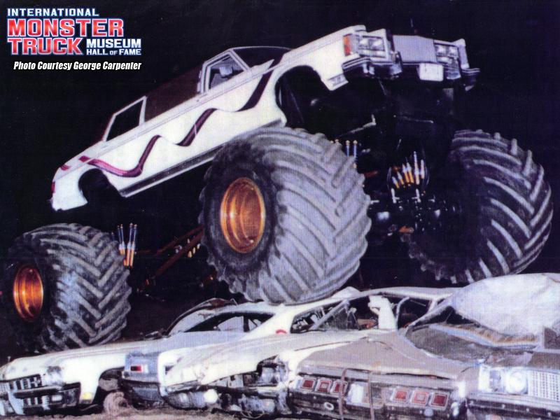 Monster Limo 187 International Monster Truck Museum Amp Hall