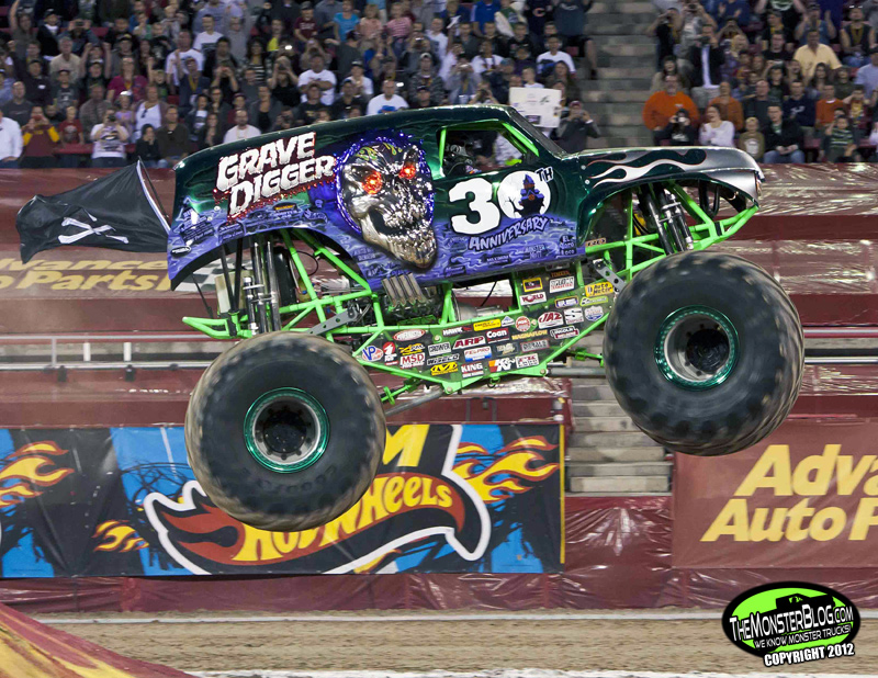 Grave Digger Invitations was awesome invitations example