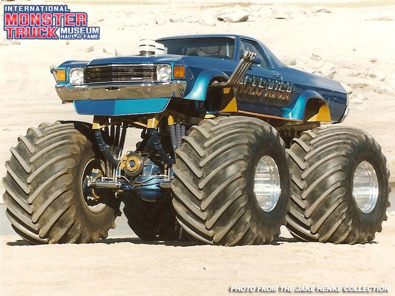 Jake Henke, Aces High » International Monster Truck Museum ...