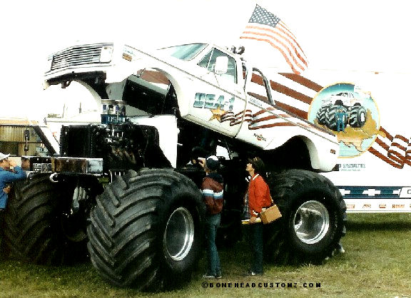 USA-1 » International Monster Truck Museum & Hall of Fame